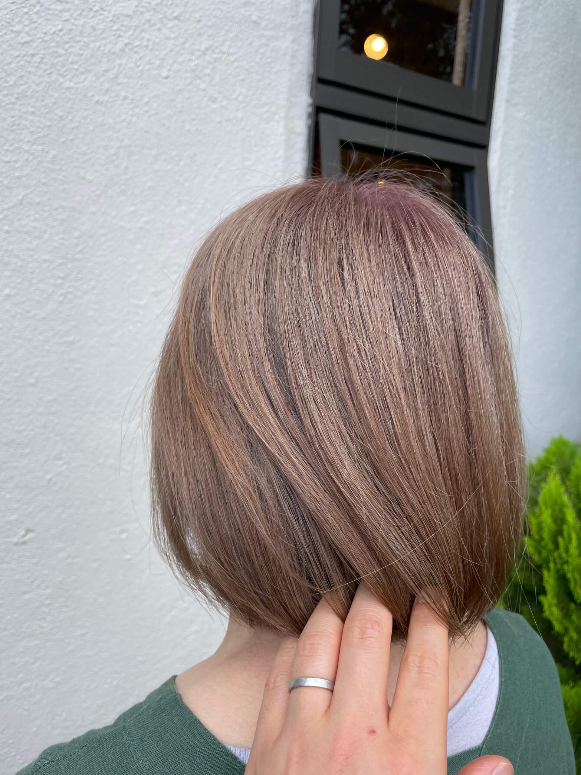 【奈良 広陵・大和高田】白髪を活かしていく!白髪を育てるカラーがオススメ