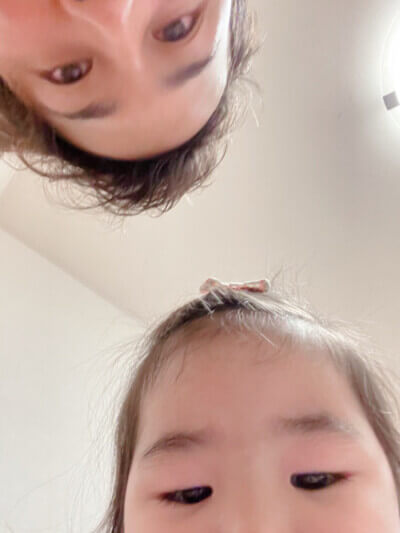 3歳の娘がYouTubeの〇〇を飛ばせる